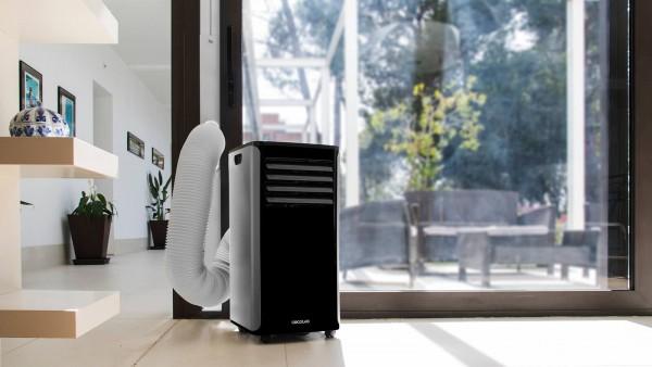 Aire acondicionado frío calor portátil FORCESILENCE CLIMA 9150 HEATING