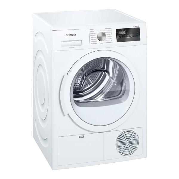 Secadora Siemens WT45N200ES, B, 7kg, Blanco, Displ