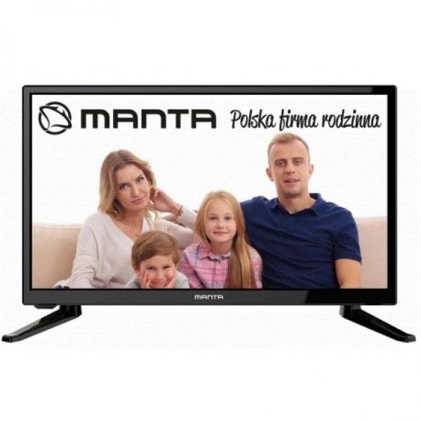 TELEVISOR 20 PULGADAS MANTA  20LHN38L ESPECIAL PARA CARAVANAS Y CAMIONES