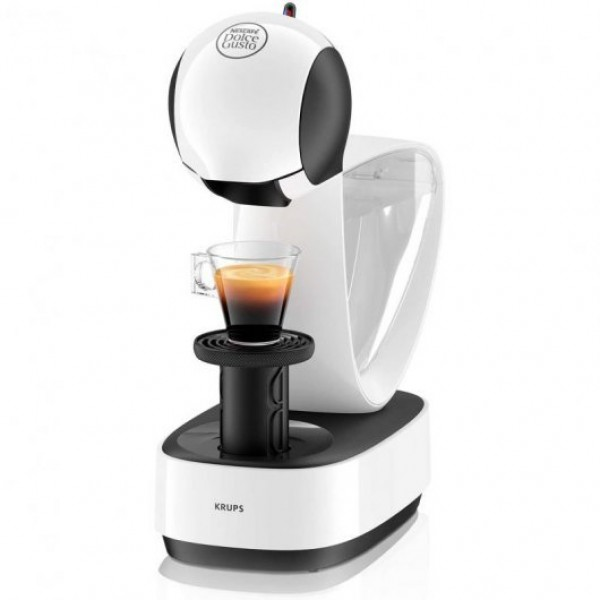 Krups Infinissima Cafetera Dolce Gusto Blanca
