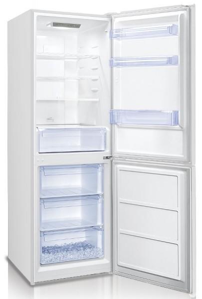 Frigorífico Combi Corbero CCH1018EW, 185x60, No Frost, blanco
