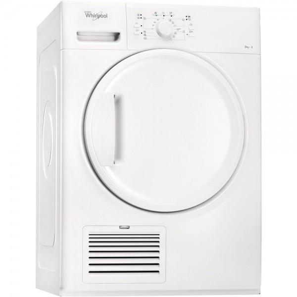 Secadora Whirlpool DDLX80113, 8kg, Condensacion, B