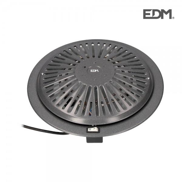 BRASERO ELECTRICO - 500/900W - EDM
