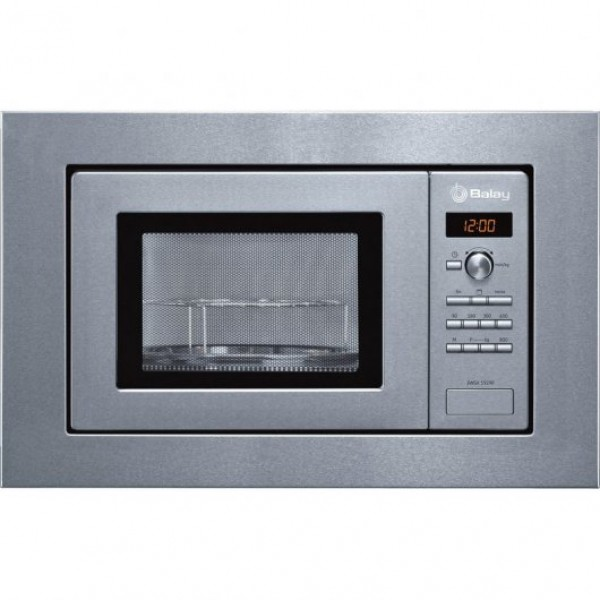 Balay 3WGX1929P Microondas con Grill Integrable 800W Acero Inoxidable