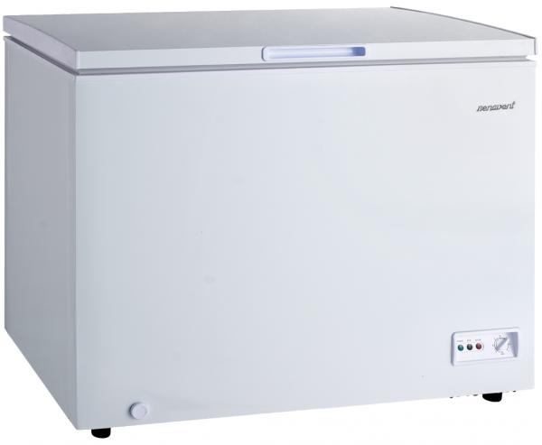 Congelador horizontal Benavent CBHM 200, 200 litros, blanco, clase A