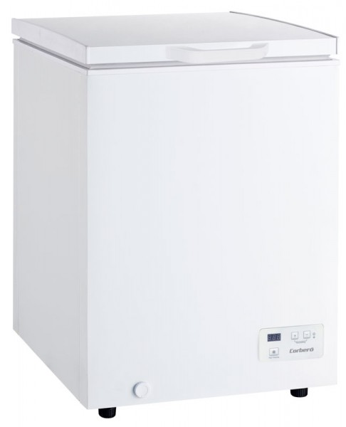 Congelador arcón Corberó CCH 109 W
