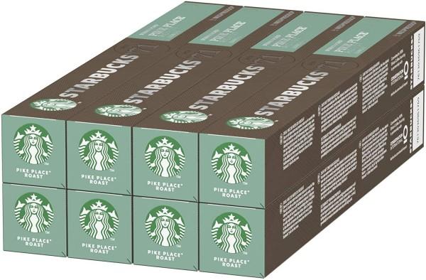 Capsula Starbucks NP Pike Place Medio 1 Paquete 12 Capsulas