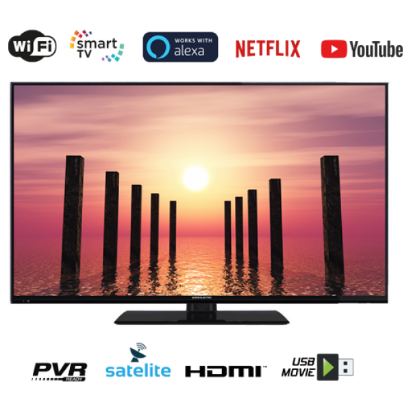 TELEVISOR LED EAS ELECTRIC 32 PULGADAS SMART TV + WIFI