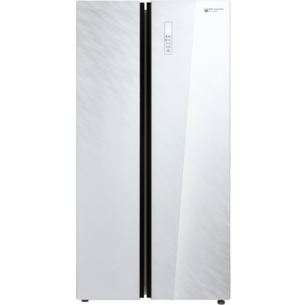 Side by Side Cristal Blanco EAS ELECTRIC No Frost A+ EMSS178GW