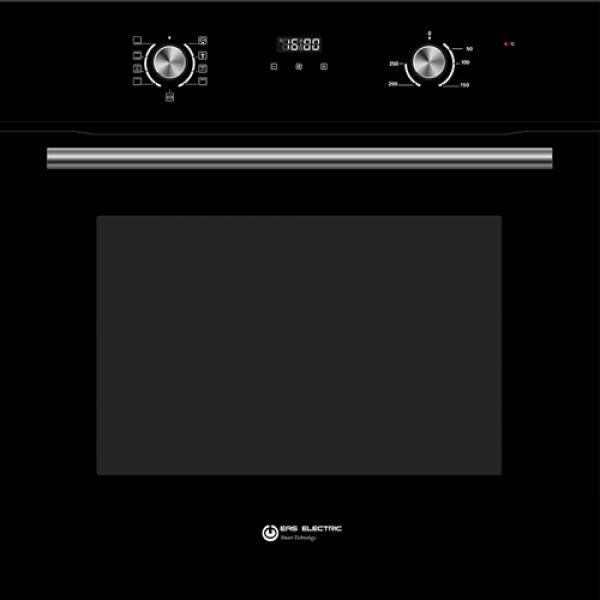 Horno Multifunción Cristal Negro EAS ELECTRIC  EMV70DGN