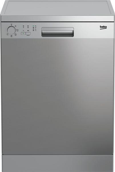 Beko DFN05321X - Lavavajillas 13 Servicios Clase A++