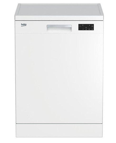 Beko DFN16420W - Lavavajillas 60 Cm 14 Cubiertos Clase A++ Blanco