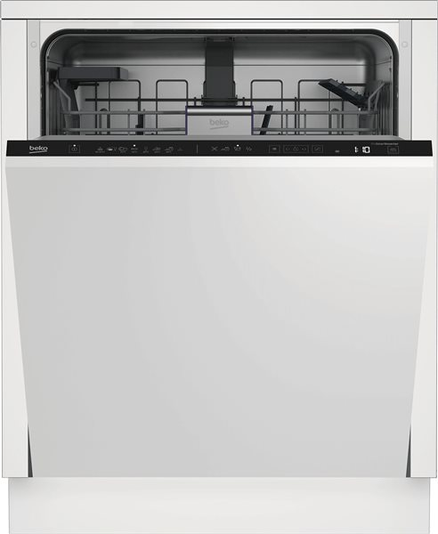 Beko DIN 48430 AD - Lavavajillas Integrable 14 Cubiertos 60cm A+++