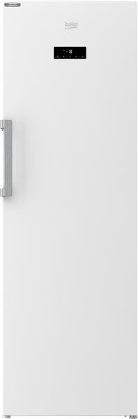 Beko RFNE312E43WN  Congelador vertical de 185 x 59,5 x 65,6 cm A++