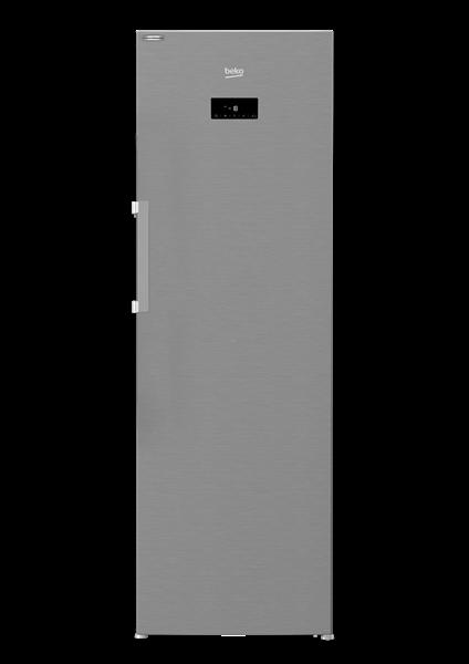 Beko RFNE312E43XN  Congelador vertical inox de 185x59.5x65.5cm A++