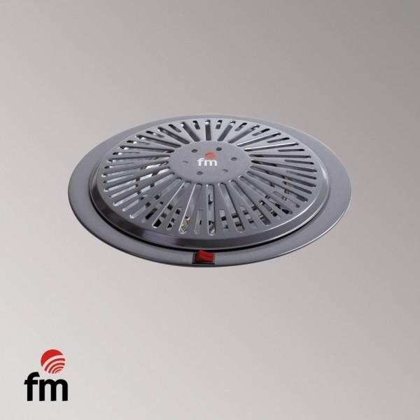 Brasero Mesa FM B-900 Negro 3 Potencias 900W