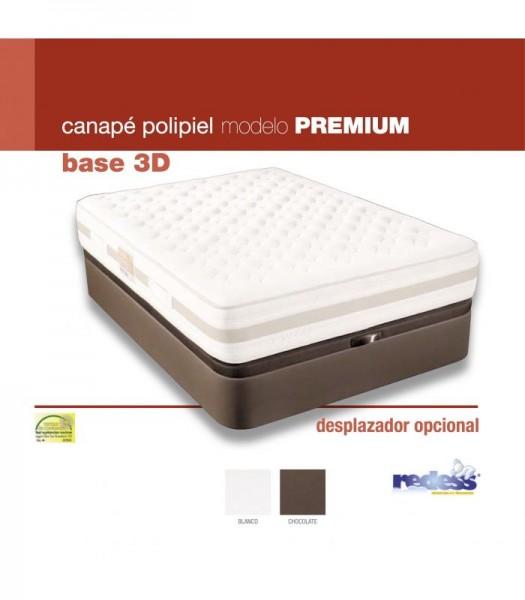 CANAPE POLIPIEL 3D LINEA PREMIUM