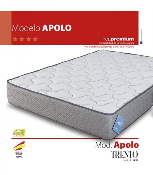 COLCHON APOLO MODELO APOLO LINEA PREMIUM