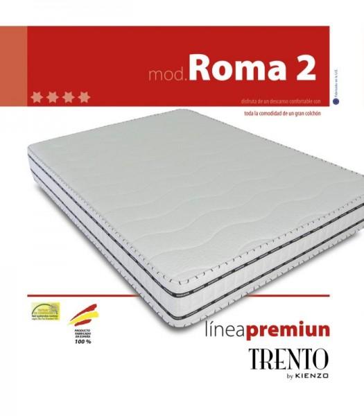 COLCHON ROMA LINEA PREMIUM