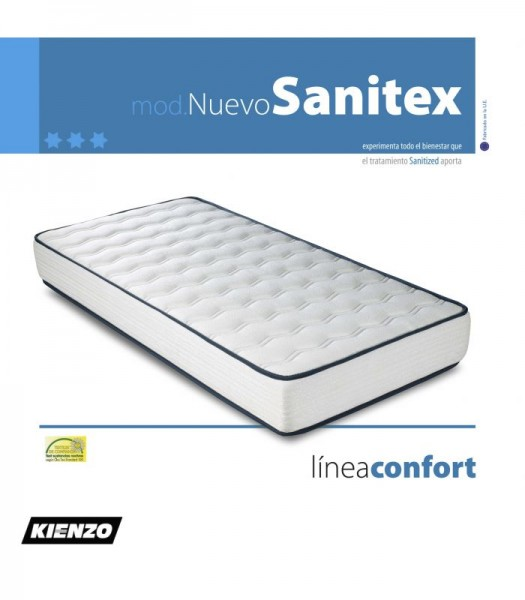 COLCHON SANITEX LINEA CONFORT