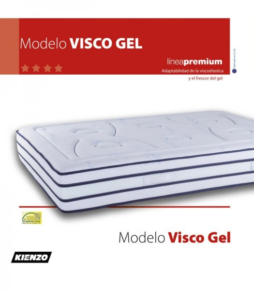 COLCHON VISCO GEL LINEA PREMIUM
