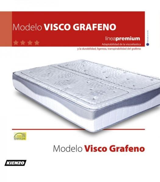 COLCHON VISCO GRAFENO LINEA PREMIUM