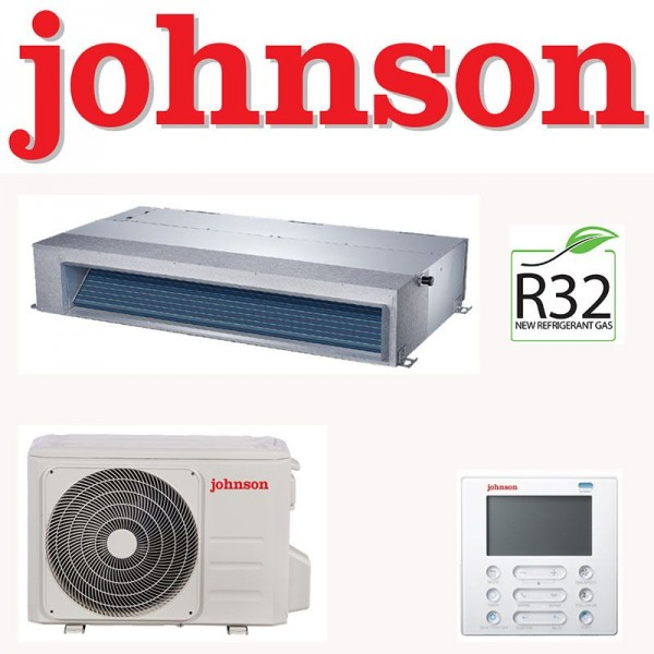 Johnson JDM105VK Aire Acondicionado Conductos 9073 FRIGORIAS