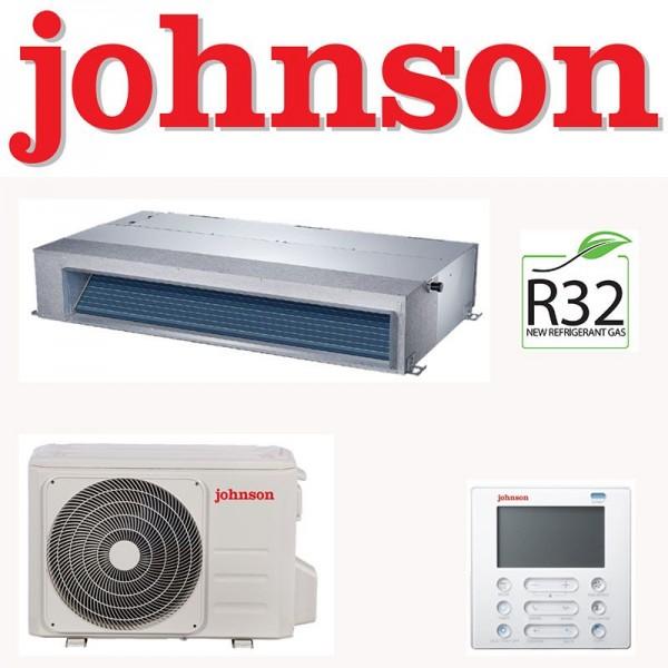 Johnson JDM1140VK Aire Acondicionado Conductos 12100 FRIGORIAS  A++