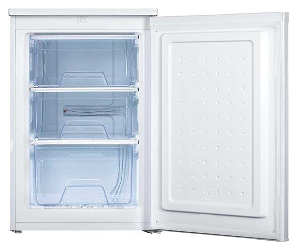 Congelador Table Top Edesa EZS0811WH para encimera de 85cm A+
