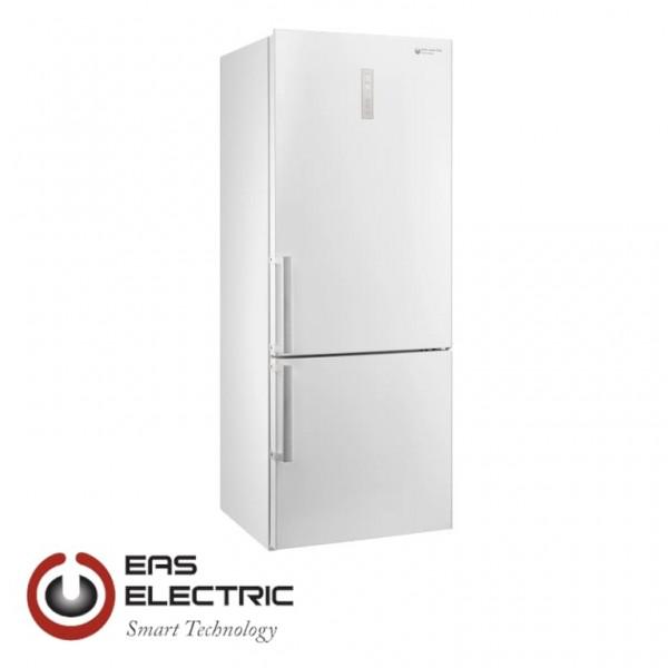 Frigorifico Combi Blanco EAS ELECTRIC No Frost A++ Ancho 70 cm EMC1970SW