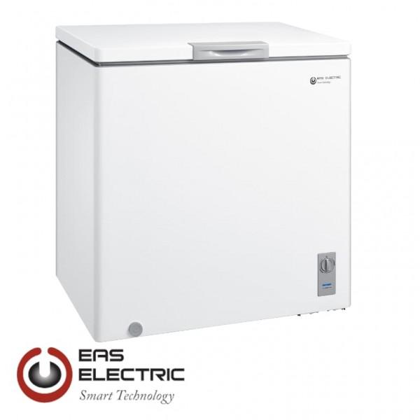 CONGELADOR HORIZONTAL EAS ELECTRIC EMCF201 CLASE A+ 94.5X52.3X85