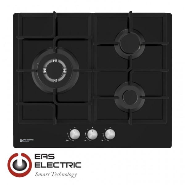 EMH364CGB Encimera de Gas 60 cm 3 fuegos