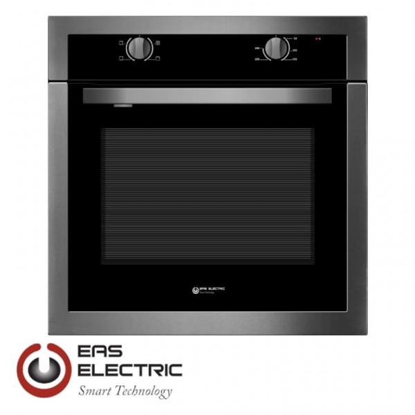 HORNO EAS ELECTRIC CONVENCIONAL 4 FUNCIONES 70L NEGRO/INOX Ref. EMV71RX