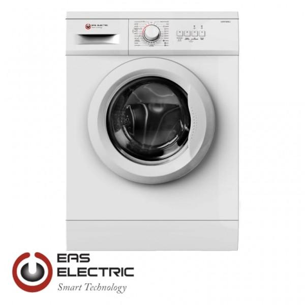 LAVADORA EAS ELECTRIC CF 6KG 1200RPM CLASE A+++/E 23 PROG. BLANCA Ref. EMW612E2