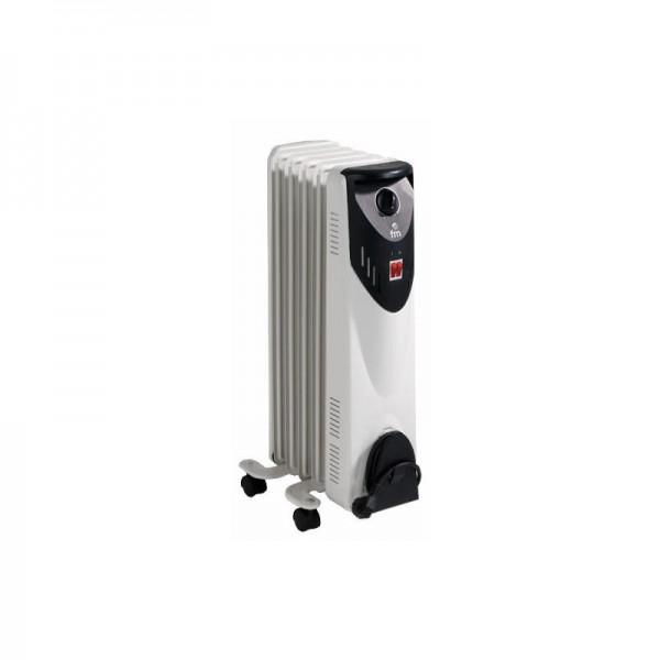 Radiadores de Aceite FM BR-10 5 Elementos 1000W (MEDIDA ESPECIAL)