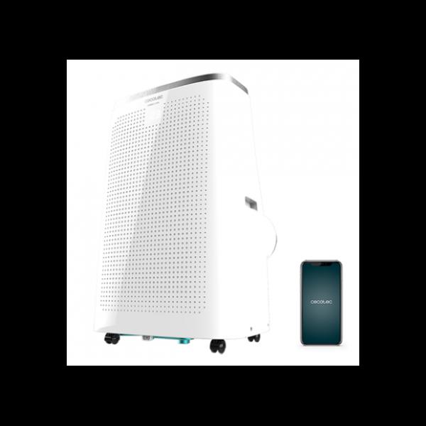 FORCECLIMA 12750 COLD&WARM CONNECTED  Aire acondicionado frío calor portátil