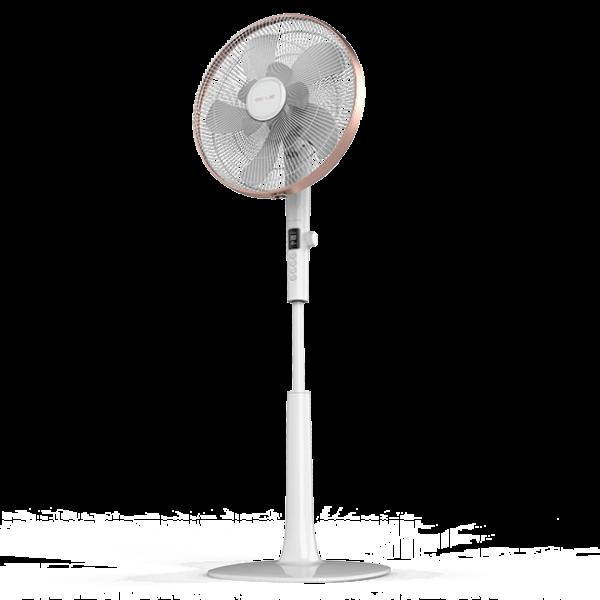 Ventilador con mando a distancia de pie ForceSilence 1030 SmartExtreme