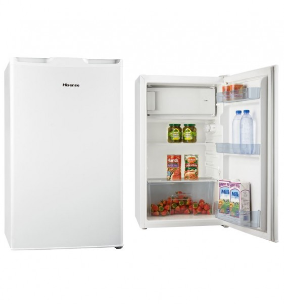 FRIGO TABLE TOP HISENSE RR125D4AW1 84,7X49,4 A+
