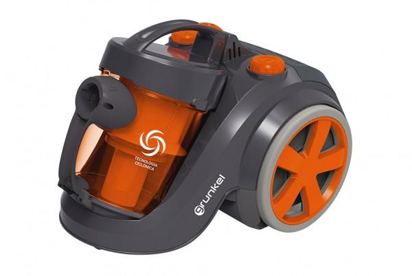 GRUNKEL ASP-AA CYCLONIC Aspiradora con tecnología ciclónica. Eficiencia energética A+
