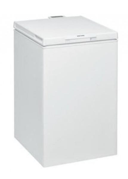 IGNIS CE140EG  Arcón Congelador 132 Litros Clase F Blanco