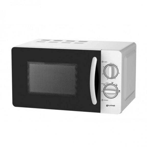Microondas Grunkel MW20SG, 20L, Blanco