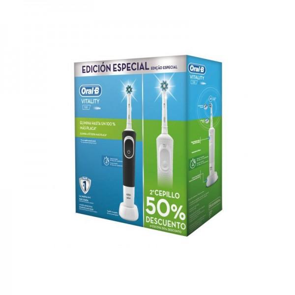 Oral B Vitality 100 Edición Especial 2 Cepillos Recargables
