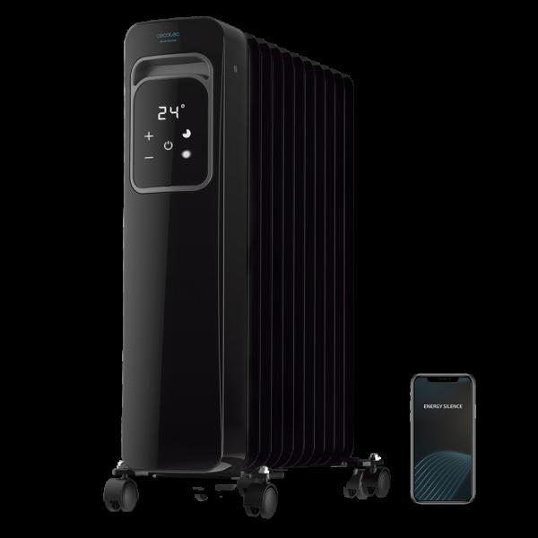 READYWARM 9000 TOUCH CONNECTED BLACK  Radiador de aceite de 9 elementos