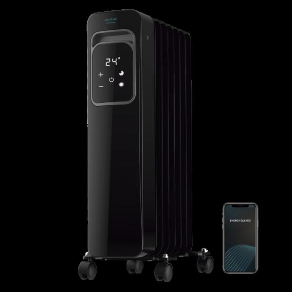 READYWARM 7000 TOUCH CONNECTED BLACK  Radiador de aceite de 7 elementos