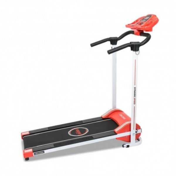 Cinta de correr plegable RUNFIT STEP RED