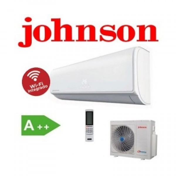 CJTO SPLIT JOHNSON PREMIUM 52 R32 CLASE A++ WIFI