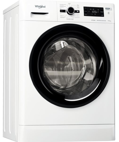 Whirlpool FWDG 961483 WBV SPT N  Lavadora-secadora de 9/6kg