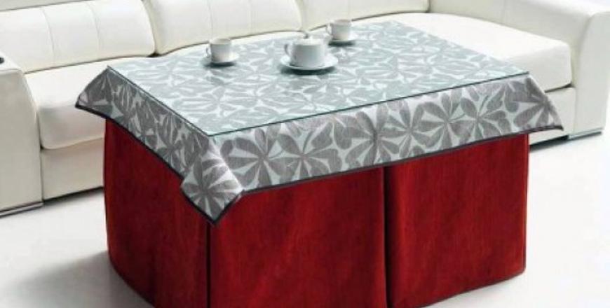 La mesa camilla, el mueble que no pasa de moda.